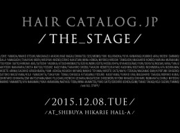 HAIRCATALOG.JP/ THE_STAGE /