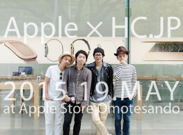 Apple x HAIR CATALOG.JP