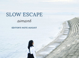 SLOW ESCAPE aimant