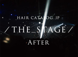 HAIRCATALOG.JP/AFTER/ THE_STAGE /